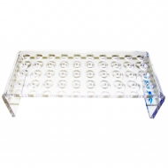 Acrylic Tube Rack