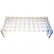 Acrylic Tube Rack