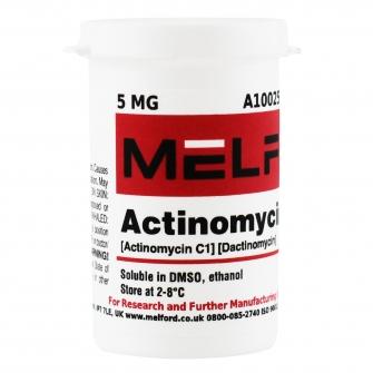 A10025-0.005 - Actinomycin D [Actinomycin C1] [Dactinomycin], 5 ...