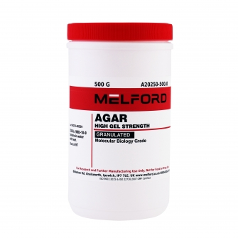 Agar, Granulated, 500 G