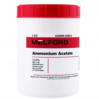 Ammonium Acetate, 1 KG
