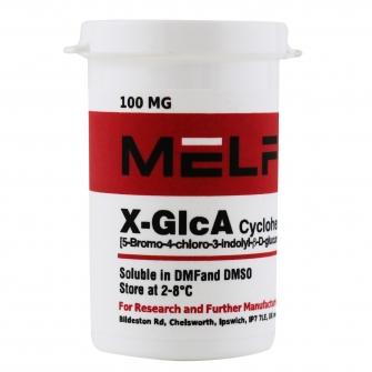 X-GlcA Cyclohexylammonium Salt, 100 MG