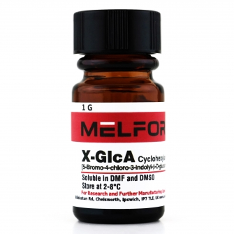 X-GlcA Cyclohexylammonium Salt, 1 G