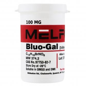 Bluo-Gal, 100 MG
