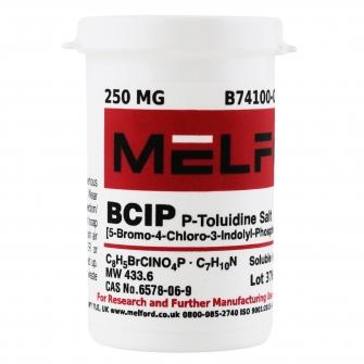 BCIP, P-Toludine Salt, 250 MG