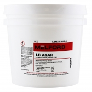 LB Agar, Low Salt Formula, Granulated
