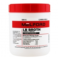 LB Broth 1 Gram Buffered Capsules