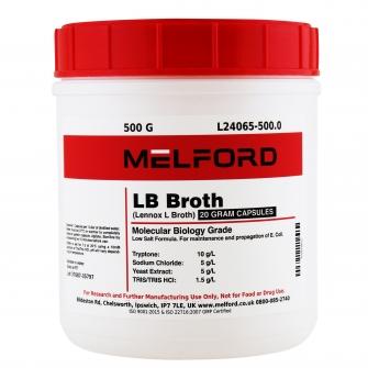 Lennox L Broth, 20G Capsules, 500 G