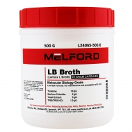 LB Broth 20 Gram Buffered Capsules