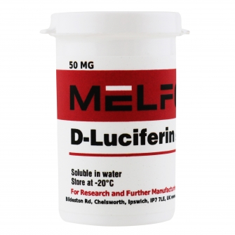 D-Luciferin, Sodium Salt, 50 MG