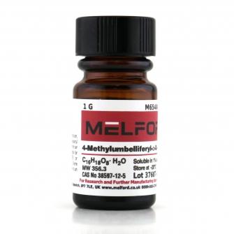 4-Methylumbelliferyl-α-D-galactoside, 1 G