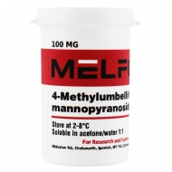4-Methylumbelliferyl-α-D-mannopyranoside