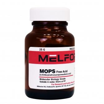 MOPS, Free Acid, 25 G