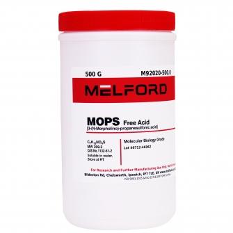 MOPS, Free Acid, 500 G