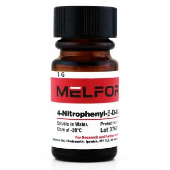 4-Nitrophenyl-β-D-glucopyranoside, 1 G