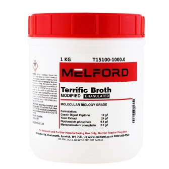 Terrific Broth, Granulated, 1 KG