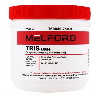 TRIS, Ultrapure, 250 G