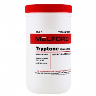Tryptone, Granulated, 500 G