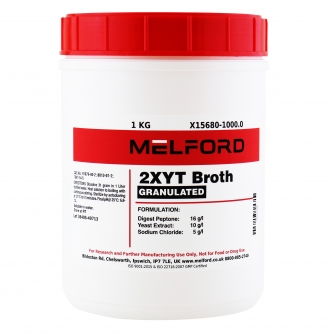 2XYT Broth, Granulated, 1 KG