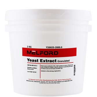 Yeast Extract, Granulated, 2 KG