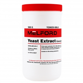 Yeast Extract, Granulated, 500 G