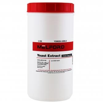 Yeast, Capsules, 1 KG