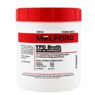 YPD 500ml Broth Capsules
