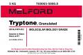 Tryptone, Granulated, 5 KG