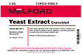 Yeast Extract, Granulated, 5 KG