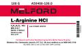 L-Arginine HCl, 100 G