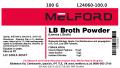 Lennox L Broth, Low Salt, 100 G