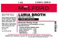 Miller's LB Broth, 1G Capsules, 1 KG