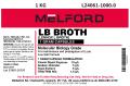 Lennox L Broth, 1G Capsules, 1 KG