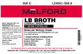 Lennox L Broth, 1G Capsules, 500 G