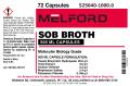 SOB Broth, Capsules, 1 KG