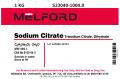 Trisodium Citrate, Dihydrate, 1 KG
