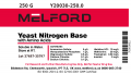 Yeast w/ Amino Acids, 250 G