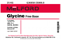Glycine, Free Base, 25 KG