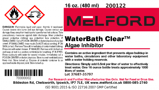 WaterBath Clear Algae Inhibitor, (480ml) 16 Ounces