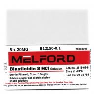 Blasticidin S Hydrochloride Solution