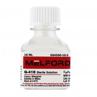 G-418 Disulfate, Solution, 10 ML