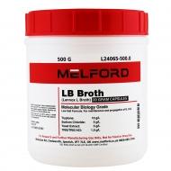 LB Broth 20 Gram Buffered Capsules