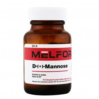 D-(+)-Mannose, 25 G
