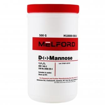 D-(+)-Mannose, 500 G