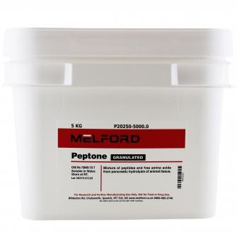 Peptone, Granulated, 5 KG