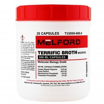 Terrific Broth, Capsules, 600 G
