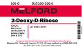2-Deoxy-D-Ribose, 100 G