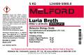 Miller's LB Broth, Granulated, 5 KG