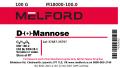 D-(+)-Mannose, 100 G