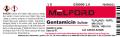 Gentamicin Sulfate, 1 G